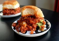 Creole Contessa: Spicy Asian Sloppy Joes