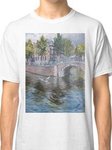 Amsterdam reguliersgracht Classic T-Shirt