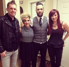 Skillet Band! Love them so much!