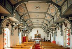 Kashiragashima-church