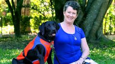 A Guide Dog inspired Mansfield resident Narelle Esdaile to volunteer | The Courier-Mail