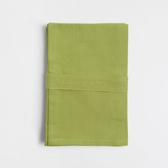 Basic green napkins (set of 4)