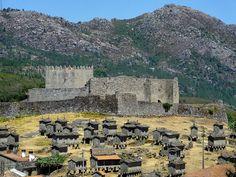 Os 10 mais bonitos castelos de Portugal - Castelo do Lindoso
