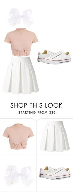 """Camilia Cabello inspired (SP)"" by bethany-franco on Polyvore featuring Boutique Moschino, SIWA and Converse"