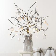 Porcelain Bird Decoration | The White Company #whitechristmaswishlist