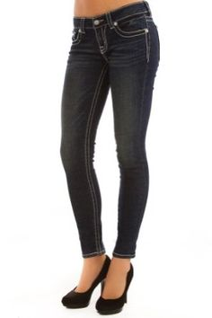 Just your basic - or should we say, classic - Miss Me Skinny Jeans! At $79.99, that's 22% Off the Regular Price!