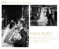 Nailma #eusounovanoiva #noivasreais #vestidosdenoiva #noiva #bride #weddingdress #weddingdresses #casamento