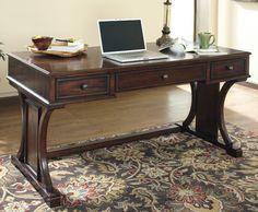 Wooden Home Office Desk Executive Black Grain Wood Desk For Office Wooden Office Table