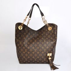 Louis Vuitton Handbag Monogram Canvas.. Ooooh yeaaa
