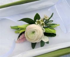 Wrist corsage for child - The Flowersmiths