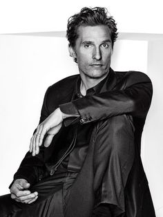 Мэттью Макконахи (Matthew McConaughey) в фотосессии Эрика Рэя Вэвидсона (Eric Ray Davidson) для журнала L'Optimum (декабрь 2014), фотография 1