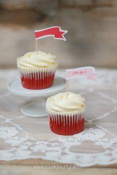 Nice Party cupcakes mesas de dulces para bodas