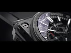Bell & Ross pushed the boundaries of innovation by launching its fifth-generation watch. A high-end chronograph wi. Bell Ross, Chronograph, Watch Video, Skeleton, Watches, Collection, Youtube, Image, Hanging Jewelry