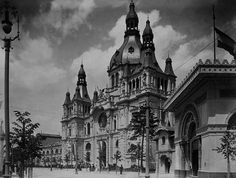 Transport Museum of Budapest Old Pictures, Old Photos, Transport Museum, Vintage Architecture, Budapest Hungary, Historical Photos, Barcelona Cathedral, The Past, History