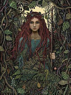 Magdalena-Korzeniewska-literature-legends-fairy-tales-illustrations-12