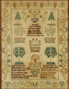 Mary Davis Pennyslvania 1809  Pennsylvania