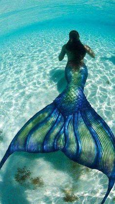 Mermaid #KMLifesABeach