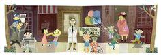 http://www.google.com/doodles/jonas-salks-100th-birthday | http://en.wikipedia.org/wiki/Jonas_Salk