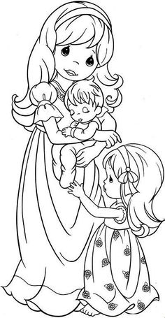 loving couple precious moments coloring pages Coloring Book Pages, Printable Coloring Pages, Interchangeable Wreath, Precious Moments Coloring Pages, Copics, Digital Stamps, Coloring Pages For Kids, Kids Coloring, Colorful Pictures