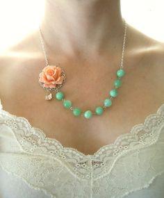 Bridesmaid Necklace.