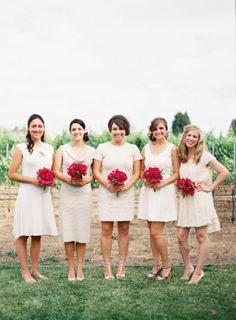 featured: full day of weddings on style me pretty