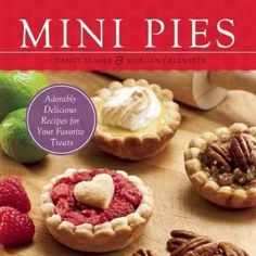 TINY HANDHELD TREATS, GIANT MOUTHWATERING FLAVORS The flaky crust and delectable filling of traditional pie in the ultimate grab-and-go, fun-sized desserts?mini pies! Do you love the taste of pie but