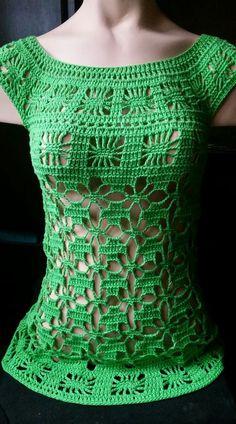 This video demontrates how to croche tthe Split Single Crochet Stitch (ssc) using US crochet terminology. Crochet Zig Zag, T-shirt Au Crochet, Poncho Au Crochet, Pull Crochet, Crochet Poncho Patterns, Crochet Shirt, Single Crochet Stitch, Freeform Crochet, Crochet Woman