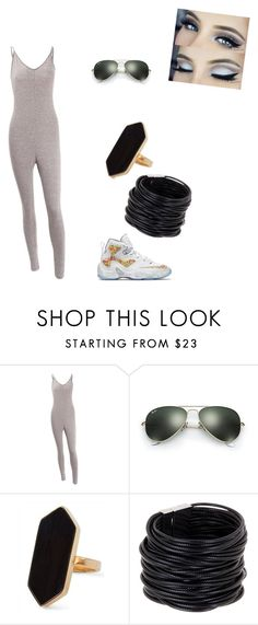 """Untitled #105"" by maritzar625 on Polyvore featuring NIKE, Ray-Ban, Jaeger and Saachi"