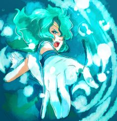 Sailor Moon / Neptune