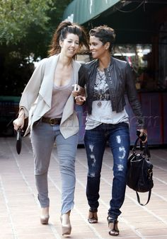 halle berry fashion style 2014 | Halle Berry Street Style