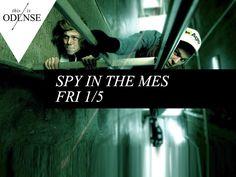 The Spy In The Mes. Danmarks bedste mest besværlige band. Læs anbefalingen på: http://www.thisisodense.dk/da/18393/the-spy-in-the-mes