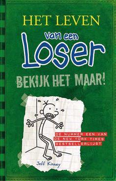 Boekentip!  Het leven van een loser deel 3 - Bekijk het maar!  Bram Botermans vindt zichzelf perfect! Er valt niets meer aan hem te verbeteren. Maar jij en ik weten wel beter. Alleen moet iemand dat ook even uitleggen aan zijn vader..   Via onderstaande link kun je het boek bestellen of andere boekentips bekijken voor kinderen van 9 tot 12 jaar.  zZiep.nl - Als ik het kan, kan jij het ook!