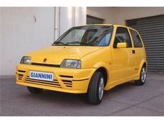 Fiat Giannini Cinquecento (1993-1998)