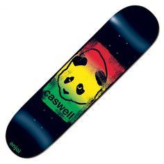 "Board Enjoi Printhead R7 Berry Caswell skateboard rasta 8.0"" 65€ #board #deck #enjoi #enjoiskate #enjoiskateboard #enjoiskateboards #enjoiskateboarding #enjoipanda #rasta #berrycaswell #skate #skateboard #skateboarding #streetshop #skateshop @PLAY Skateshop"