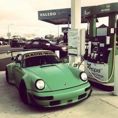 the RWB Pandora One Porsche 911