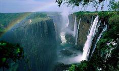 Salto Angel (Angel Falls) in Canaima, Venezuela