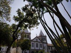 Mosteiro de São Bento - Rio de Janeiro. Vista externa