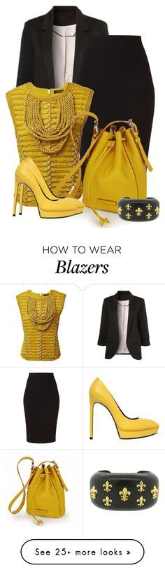 """Easy and Real"" by ljbminime on Polyvore featuring WithChic, Winser London…"