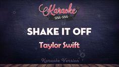 Taylor Swift - Shake It Off | SING SING KARAOKE