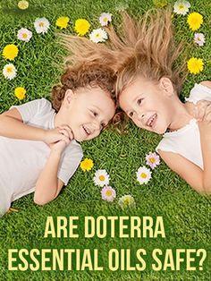 Are doTERRA Essential Oils Safe?