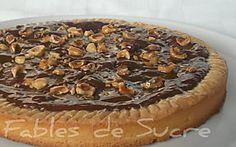 Crostata di pere e cioccolato di Ernst Knam   Fables de sucre