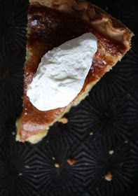 Cookie Crazed Mama's Salted Honey Pie recipe. My mouth is watering thinking…