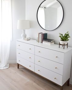 ikea hack commode tarva diy - Ikea DIY - The best IKEA hacks all in one place White Bedroom Furniture, Ikea Bedroom, Couch Furniture, Furniture Decor, Bedroom Decor, Furniture Stores, Furniture Websites, Furniture Dolly, Furniture Removal