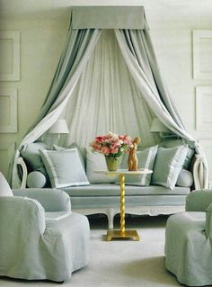 daybed canopy - Google Search