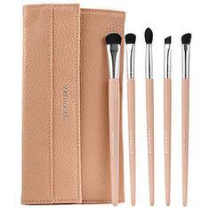 SEPHORA COLLECTION - Natural Resources: Everyday Eye brush set  #sephora