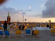 Rooftop Beach Bar, Berlin