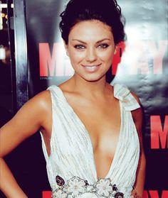 Mila. She's stunning.