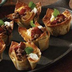 Mini Tacos Allrecipes.com