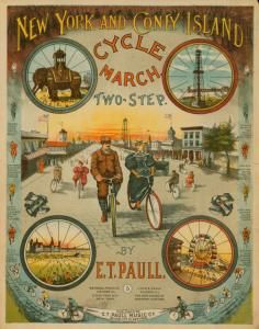 NYPL - Cycle March