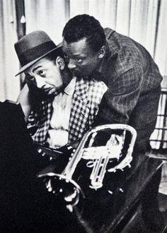 Jazz Artists, Jazz Musicians, Music Artists, Jazz Blues, Blues Music, Santa Monica, Miles Davis Quintet, Illinois, Jazz Cat